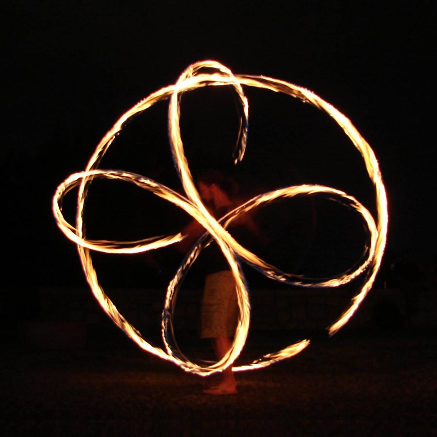 robert vasina fire show